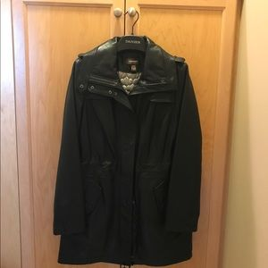 DANIER Thinsulate Leather Jacket (Brand New)